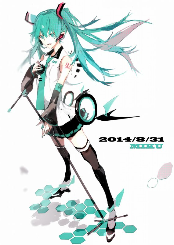 Miku Hatsune Append - Breath