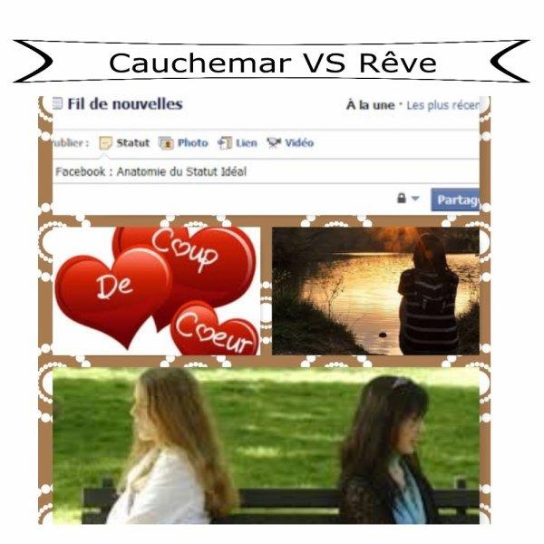 JDR 2 : Chapitre 4 : Cauchemar VS Rêve