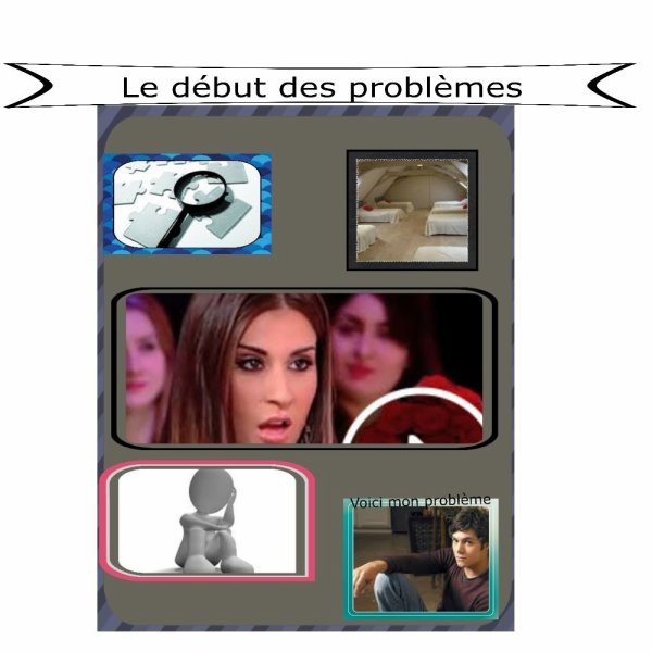 JDR 2 : Chapitre 5 : Le début des problèmes...