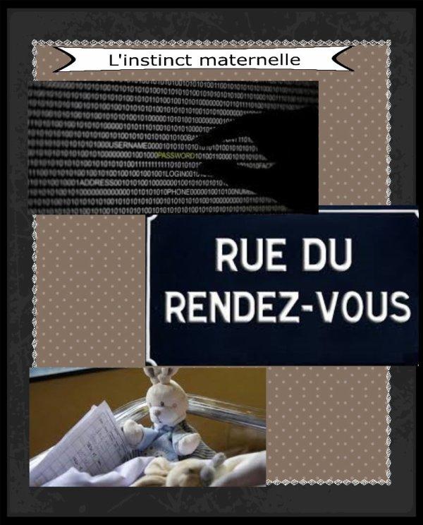 JDR 2 : Chapitre 8 : L'instinct maternelle.
