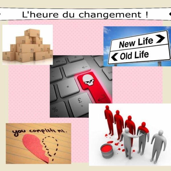 JDR 2 : Chapitre 14 : L'heure du changement !