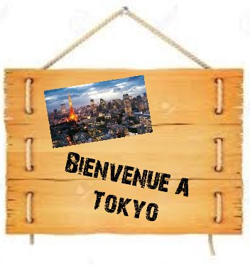 Monogatari Nanami : Chapitre 1 : Bienvenue à Tokyo