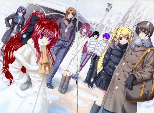 Monogatari Nanamie : Chapitre 8 : La saint-valentin