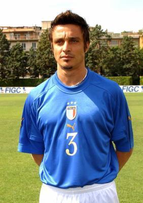 Massimo Oddo (biographie) - [c=#0000ff]La squadra Azzura[/c]