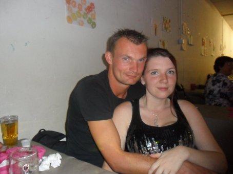 ma petite femme et moi