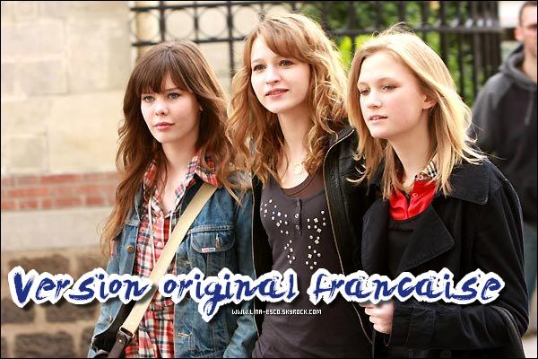 """* Tu préfères le trio de """"LOL"""", version original (français) ou remake (américain) ? *"""
