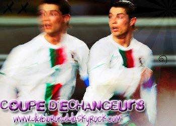 *DiabloRonaldo* ₪ votre premiere source de meilleur joueur 2009 Cristiano Ronaldo Aveiro .