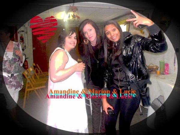 Moi & Marion & Lucie