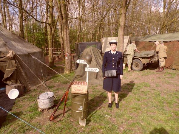 campas militaire du 15 AU 17 AVRIL 2016
