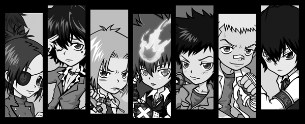 .  Famille Vongola  .