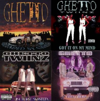 ghetto twiinz surrounded by criminals