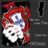 Le Portugal ; Pas qu'un simple pays ; mais mes 0riginee ; man sang (♥). Portugaise je l'suis, Portugaise je l'reste !... Haut & fiere j'crie mesHonneurs  ;)