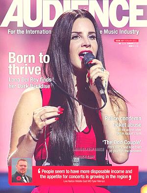 21/03/2013 : Lana remporte deux ECHO Awards 2013. 24/03/2013 : LanaDelReyFrance s'affilie avec TheCyrusGomez. 25/03/2013 : Nouvelle Une de Lana.