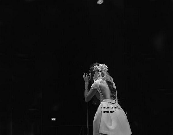 """02/04/2013 : Plus d'info sur le nouvel album de Lana. 03/04/2013 : Photo du concert au Galaxie d'Amnéville. 04/04/2012 : Lana Del Rey pour le film """"Gatsby""""."""