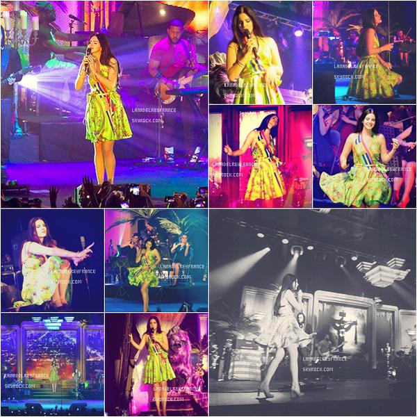 """09/04/2013 : Photos du concert à l'Annexet de Stockholm. 10/04/2013 : Nouvelle fuite d'une chanson inédite de Lana. 14/04/2013 : Nouvel extrait de """"Young & Beautiful"""". 15/04/2013 : Photos des 4 derniers concerts de Lana."""