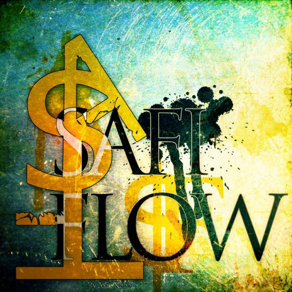 Logo du groupe safi flow conception par jolio