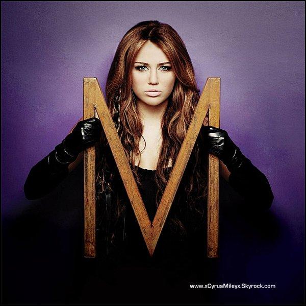 Miley Ray Cyrus .