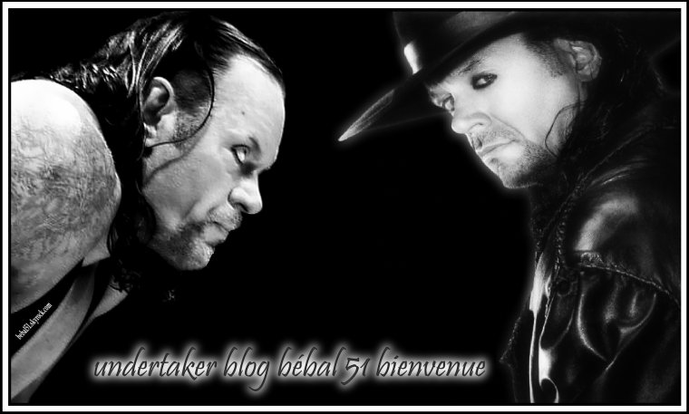 undertaker the phenom
