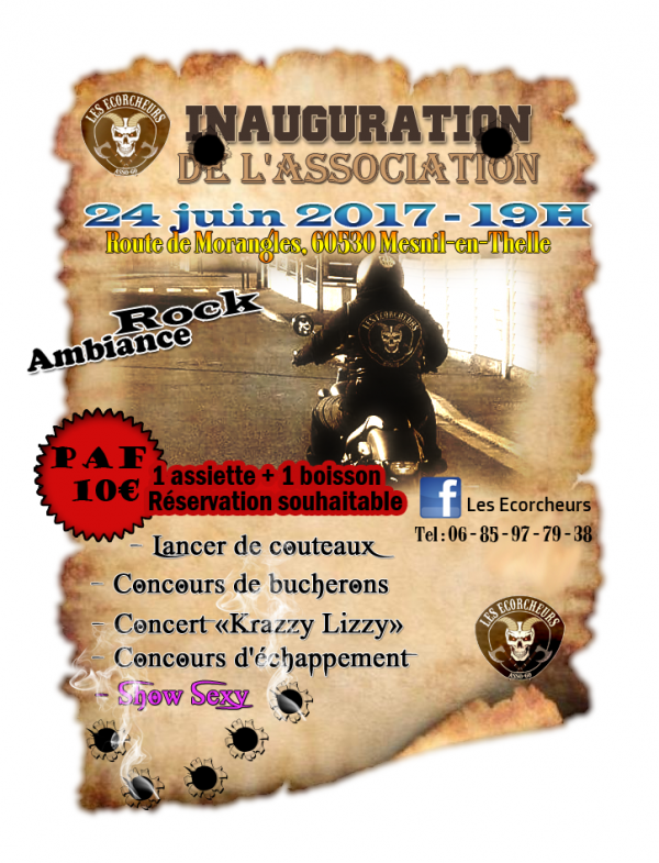 juin 2017 (we du 24/25)