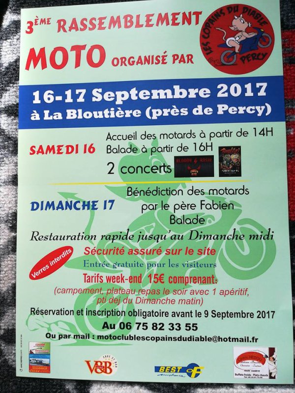 septembbre 2017 ( we du 16/17)