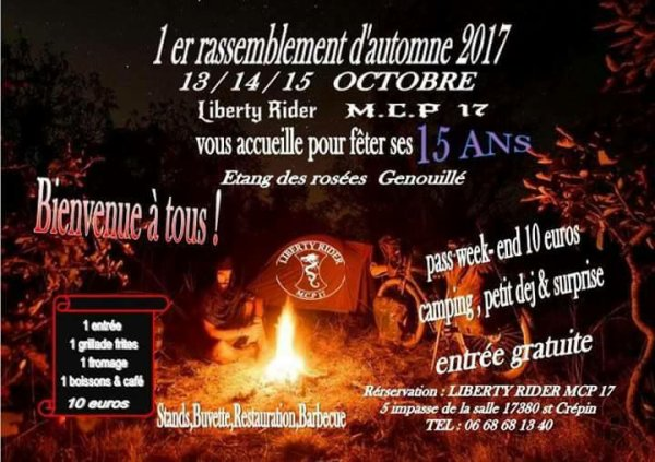 octobre 2017 (we du 14/15)