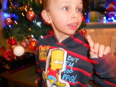 Nathan, mon loulou d'amour, mon filleul : Construire un empire juste pour son sourire !