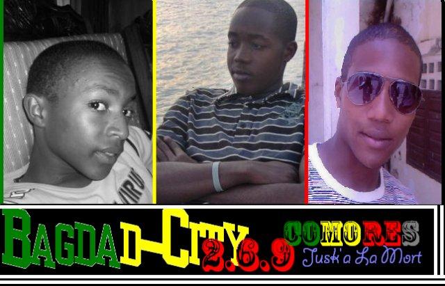 BAGDAD-CITY (Jeune Militant Du Rap Qui Sont à Font pour Pércé) INCHALLAH C à NOUS DE JOUER)