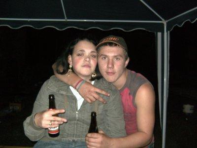 Voissy ma cousine Prune et mon cousin Fabian