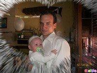 Bapteme de ma fille