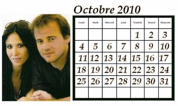 Agenda / Actus : Octobre 2010