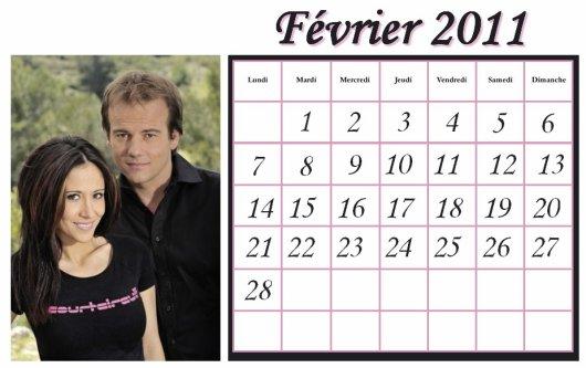 Agenda/Actus Février 2011