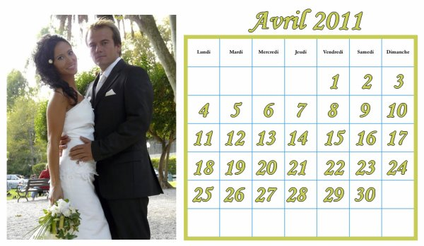 Agenda / Actus Avril 2011
