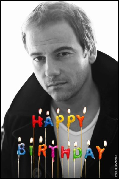 Joyeux anniversaire Stéphane !!!