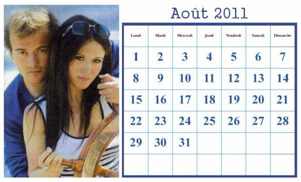 Agenda / Actus Août 2011