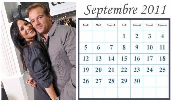 Agenda / Actus Septembre 2011