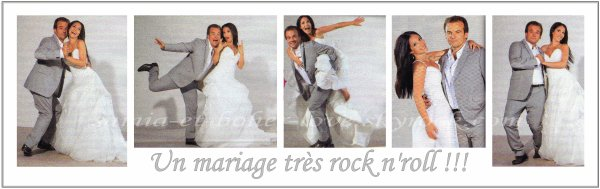 Photoshoot de Téléloisirs sur le mariage