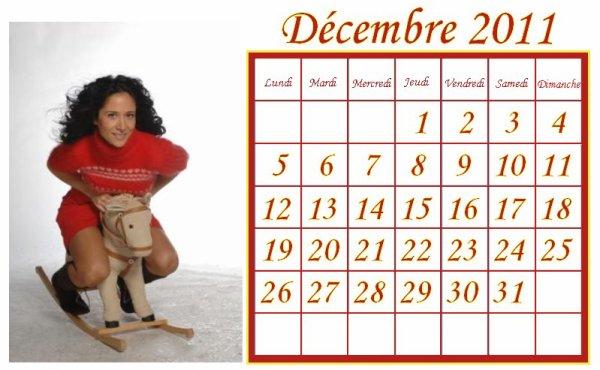 Agenda / Actus Décembre 2011