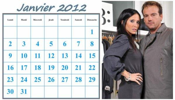 Agenda / Actus Janvier 2012
