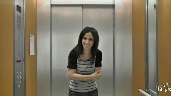 L'ascenseur de Fabienne Carat