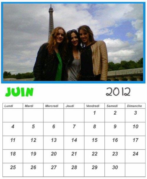 Agenda / Actus Juin 2012