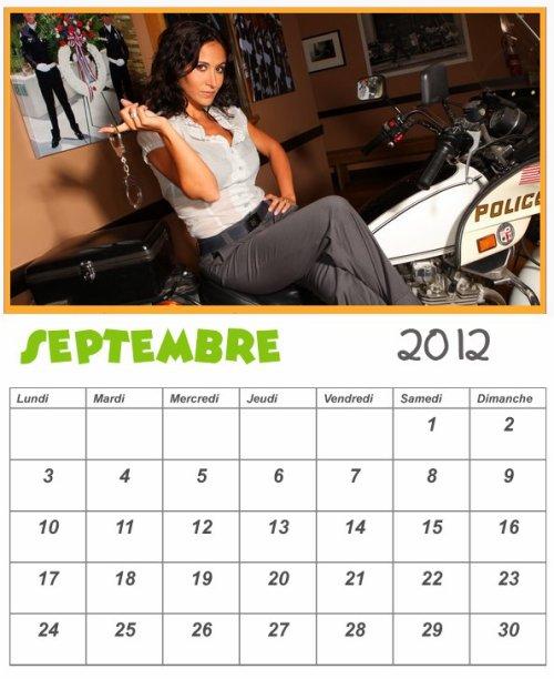 Agenda / Actus Septembre 2012