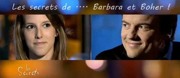 PBLV, les secrets de Barbara et Boher !