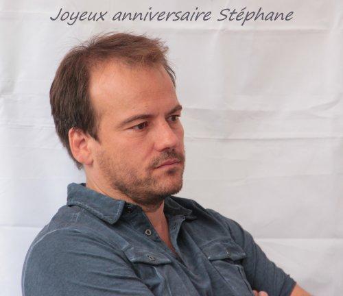 Joyeux anniversaire Stéphane (48 ans)