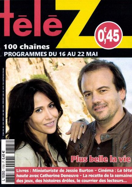 Télé Z du 16 au 22 mai 2015