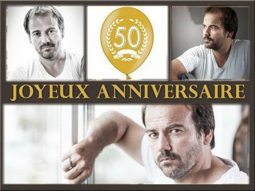 Joyeux anniversaire Stéphane (50 ans)