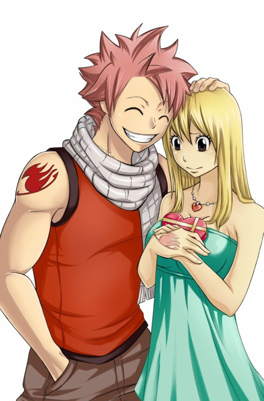 Blog de ilovenatsuetlucy blog de i love le couple natsu lucy - Fairy tail lucy et natsu ...