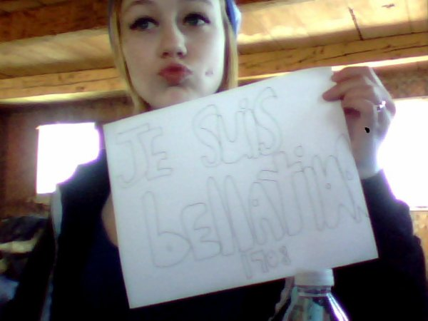 Je suis bellatina1708!!!!