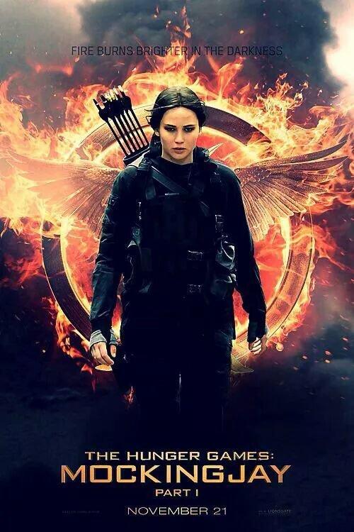 Hunger Games: La Révolte Parti 1