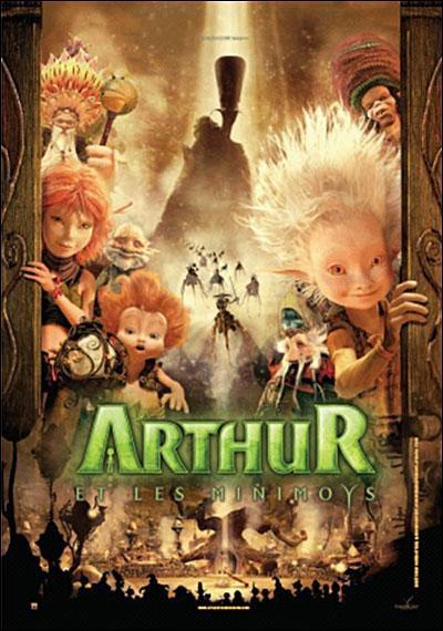 Saga du mois n°9 Arthur et les Minimoys