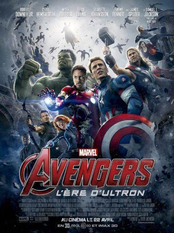 Avengers 2: L'Ere d'Ultron